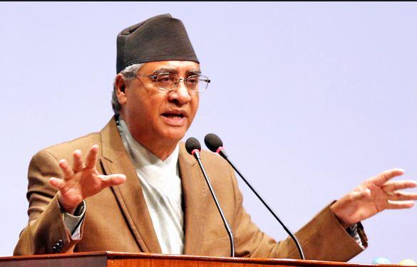 PM Deuba says corruption challenge for the world