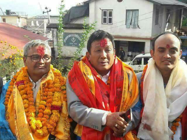 Gurung wins with a huge margin in Dolakha