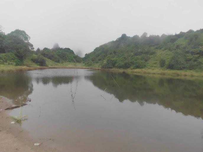 ओझेलमा पर्यटकीयस्थल मार्गा पोखरी