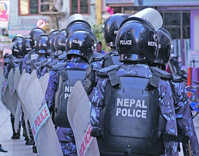 Around 1,000 under police control on charge of attempting to spoil polls